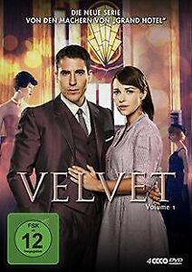 Velvet-Volume-1-4-DVDs-von-Carlos-Sedes-DVD-Zustand-gut