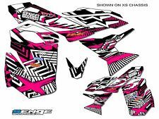 2008 2009 SKI DOO XP GRAPHICS KIT SKIDOO BRP DECO WRAP SKI-DOO REV