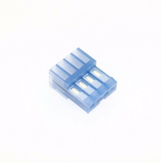 100 TE Connectivity// MP-88U-R-1 Modular Plug 8 Position 8 Contact p//n 6-557315-3