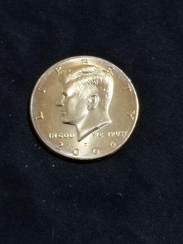 Mint Roll Coins 2004 D President Kennedy Half Dollar Fifty Cent Coin Money U.S