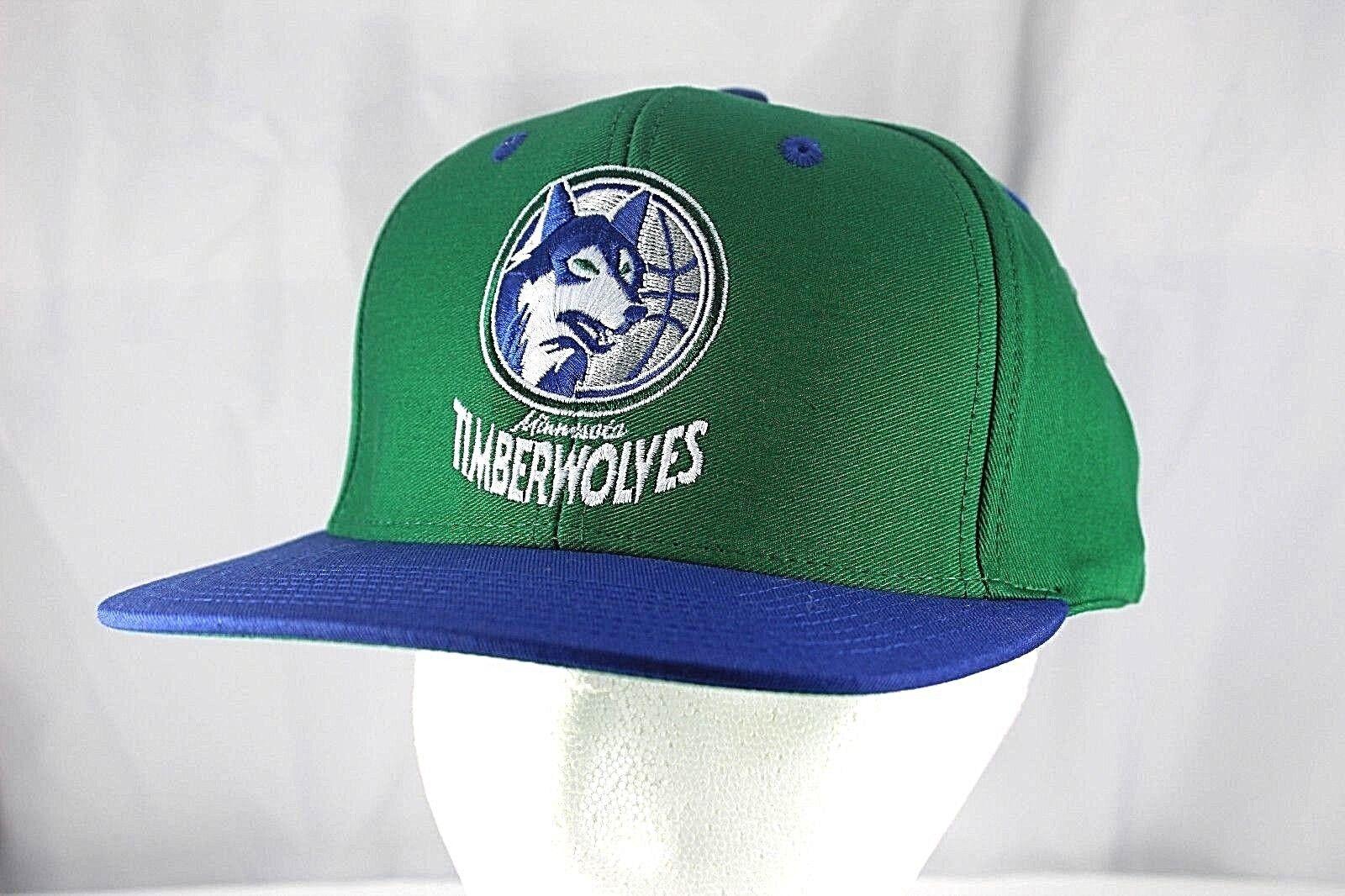 Minnesota Timberwolves NBA Green/Blue NBA Timberwolves Baseball Cap Snapback ba5e14