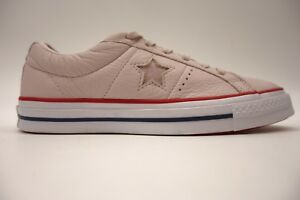 dfebe799ced4 Image is loading New-Converse-Womens-Gentle-Pink-Red-All-Star-