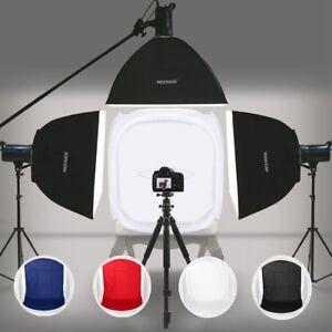Portable Photo Studio Light Tent Box Photography Backdrop Lighting