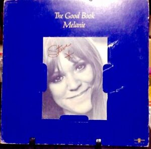MELANIE-The-Good-Book-Album-Released-1971-Vinyl-Record-Collection-US-pressed