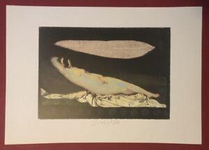 Strawalde, commitments Venere 5, la stampa offset, 1997, firmato a mano