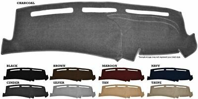 Fits Hyundai Veracruz 2007-2012 Carpet Dash Board Cover Mat Black