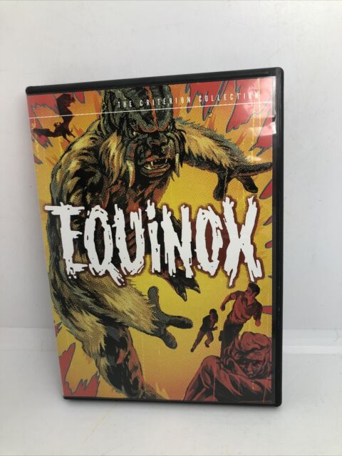 Equinox Criterion Collection DVD set -