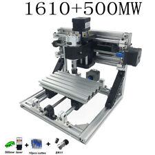 Cnc1610500mw Diy Mini Cnc Engraving Machinelaser Engraving 3018 Best Advanced
