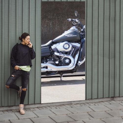 Fototapete Vlies und Papier Tapete Motorrad Kraftrad Nr DS5656