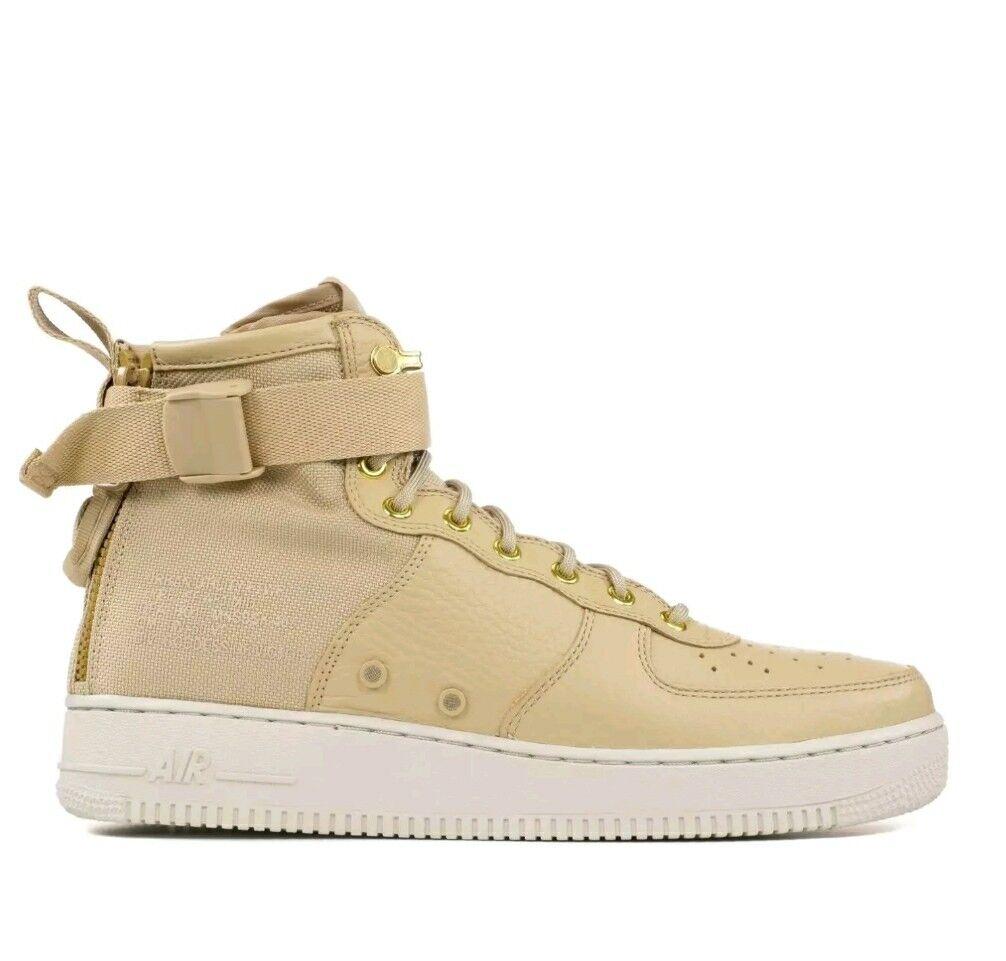 Nike SF AF1 AF1 AF1 Mid [917753-200] Men Casual shoes Special Field Mushroom Light Bone 7313ed