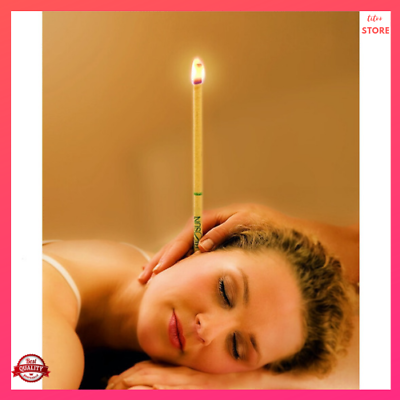 Cylinder Ear Cone Candles With Natural Bee Wax Paraffin For Ear Therapy