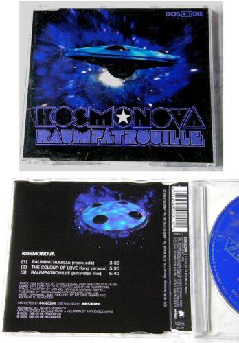 1 von 1 - KOSMONOVA RAUMPATROUILLE .. Arcade Maxi CD TOP
