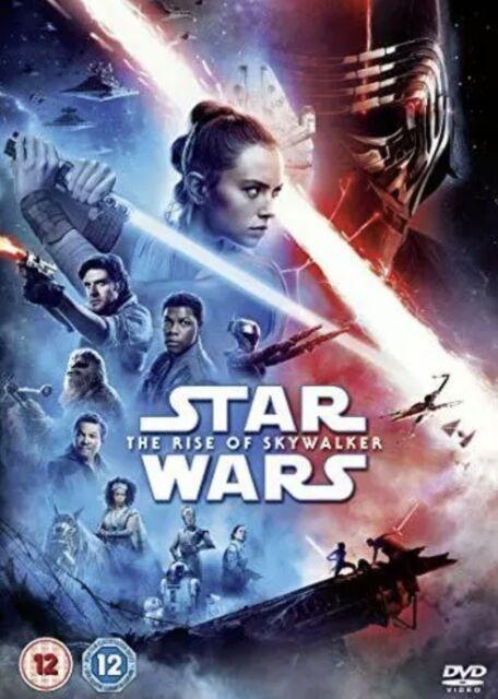 Star Wars: The Rise of Skywalker [DVD]