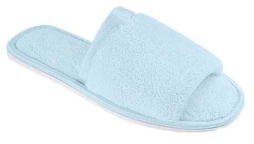 Dearfoam Microfiber Slipper BLUE