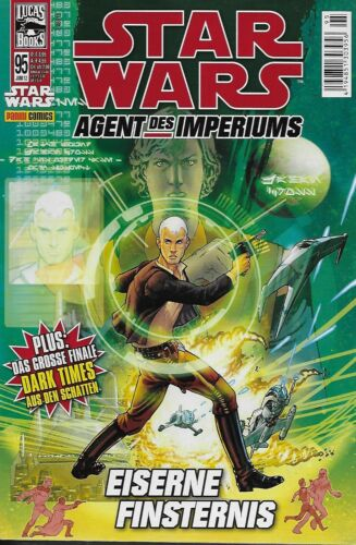 2012 Panini Comics Star Wars Nr.95