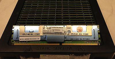 4GB Kit Ram (2x 2GB) Smart SG2567FBD12851HCDL PC2-6400  ECC Mac Pro 3,1 (2008)