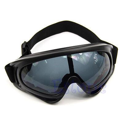 Motorcycle Ski Snowboard Dustproof Lens Frame Sunglasses Eye Glasses Goggles New
