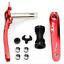 IXF Aluminum MTB Bike Crankset 170mm 104BCD with Bottom Bracket Set