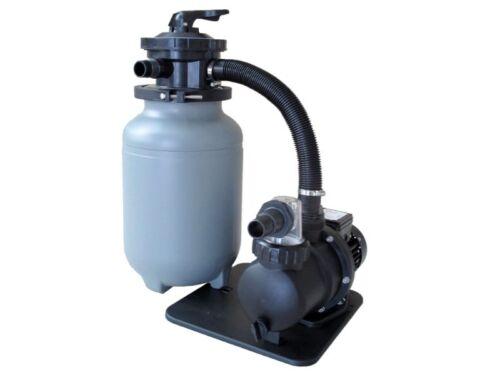 Sandfilteranlage Poolfilter OKU Trinidad 2018 Ø 250mm SPS 50-1 230 Volt Pumpe
