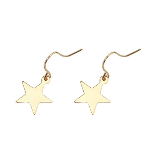 Accessoires Pentagram Earrings Women/'s Accessories Temperament Simple Star Studs