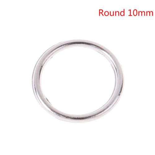 100 Silver metal bra strap adjuster slider//hooks//o ring lingerie sewing craft JC