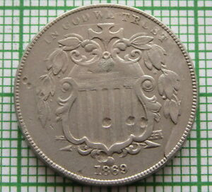 UNITED-STATES-1869-5-CENTS-SHIELD-NICKEL