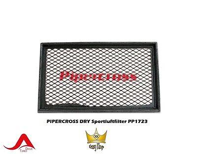PIPERCROSS Sportluftfilter PP1221 trocken auswaschbar höherer Luftdurchlass BMW