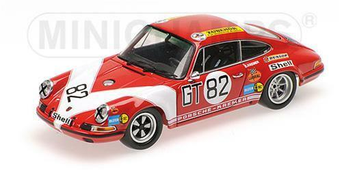 Porsche 911S Kremer Rac.Class Rac.Class Rac.Class Win.Adac 1000 Km 1971 Minichamps 1 43 400716882 45dc86