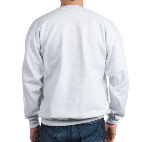 Proud Poppop Blue - Classic Crew Neck Sweatshirt CafePress