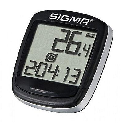 fahrradcomputer fahrradtacho kilometerz hler kabelgebunden tachometer bc500 neu ebay. Black Bedroom Furniture Sets. Home Design Ideas
