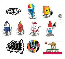SKET ONE STICKER PACK 2 HOOD GOODZ COLOR COMP CIRCLE GALACTIC EMPIRE