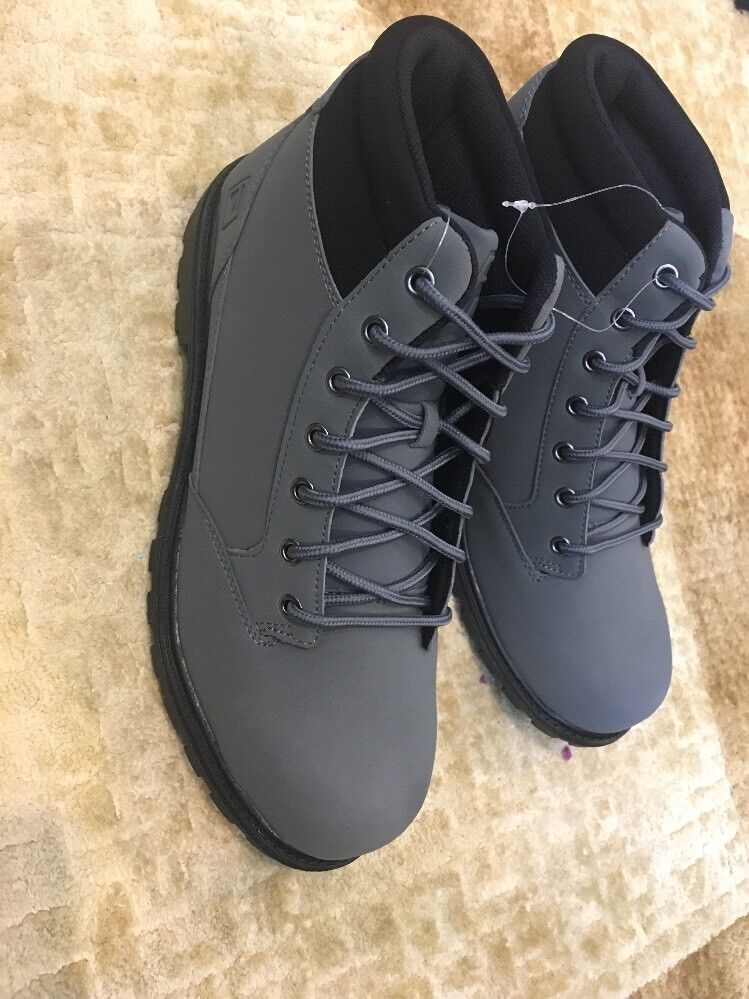 Brand New Mens Fila Boots Grey 8 Nycon