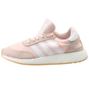 64100ffbc6f63d Adidas Iniki Runner Womens BY9094 Icey Pink White Gum Running Shoes ...
