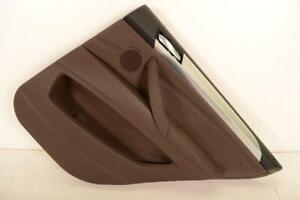 BMW-X5-E70-2009-Rhd-Posteriore-Destro-Porta-Scheda-Orlo-Cover-Pannello-9141494