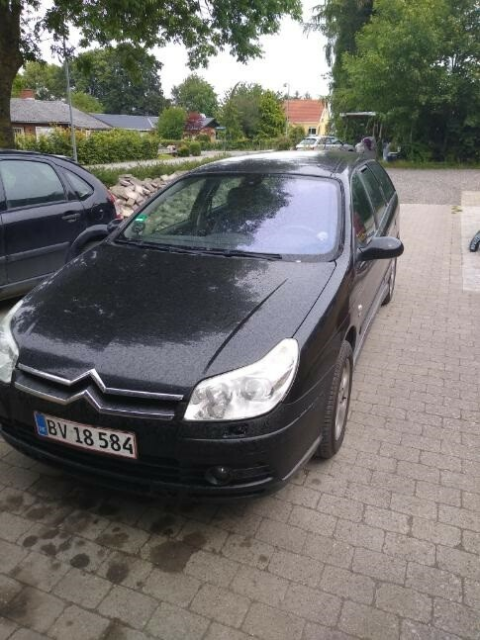 Citroën C5, 3,0i V6 Exclusive Weekend aut., Benzin, aut.…
