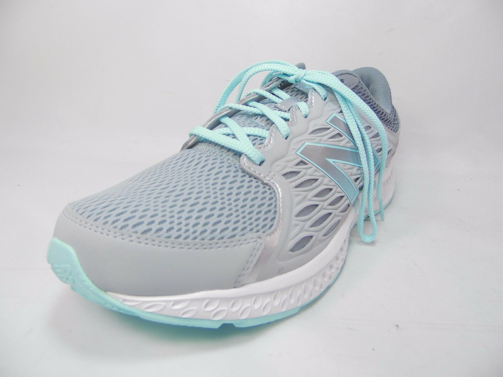 New Balance 420 Womens Running Shoes  Silver Gunmetal Size 8.5D