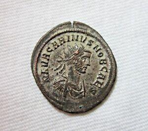 CARINUS-AE-ANTONINIANUS-ROME-283-285-AD-CARINUS-REVERSE-ORIGINAL-SILVERING