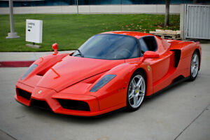 Ferrari Enzo Supercar Sports Car Italy Wall Art Home Decor - POSTER 24x36
