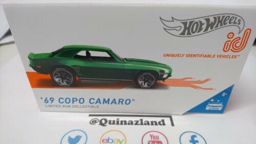NG102-103 Hot Wheels ID /'69 Copo Camaro