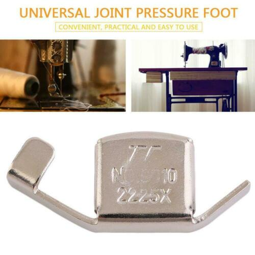 Silver Magnet Sewing Seam Guide Foot Sewing Machine Home Accessory