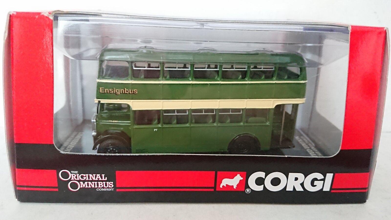 Corgi OM40701 Bristol K ECW Ensign Bus No.38 Ltd Edition No. 0003 of 2010