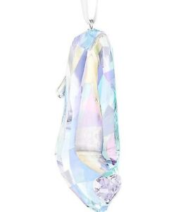 178dda95640c New in Box Swarovski Crystal Disney Cinderella s Slipper ornament ...