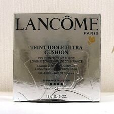 Lancome Teint Idole Ultra Cushion Foundation Compact Beige Rose 02 - Boxed