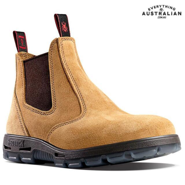 Redback Boot Bobcat UBBA Soft Toe