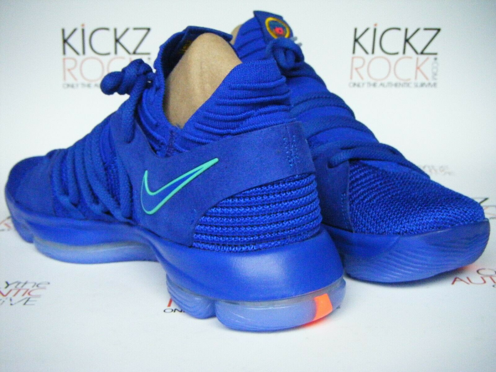 24b9d1b9cca Nike Zoom KDX Kd10 City Edition Kevin Durant Basketball Shoe | 897815-402 10