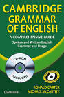 Cambridge Grammar of English Paperback with CD ROM: A Comprehensive Guide by Ronald Carter, Michael J. McCarthy (Mixed media product, 2006)