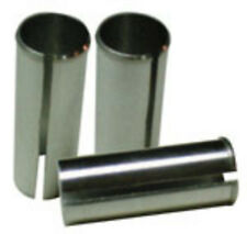 SUNLITE Alloy Seatpost Shims 25.4 to 27.2 Adapter Silver Alloy