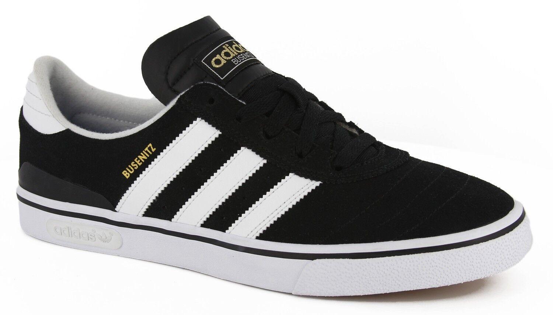 Adidas BUSENITZ VULC (122) Black White Black Casual Skate G65824 (122) VULC Men's Shoes d94afc