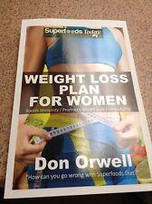 Weight Loss Transformation - Detox Diet Plan - Weight Loss Plan for Women -...