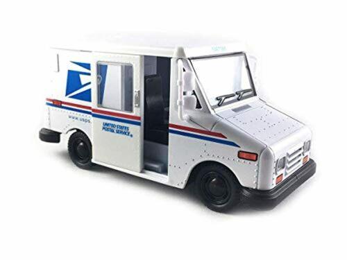 "5/"" USPS LLV United States Postal Service Mail Diecast Model Toy Car Truck 1:36"